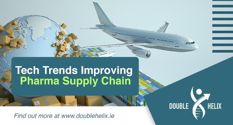 Tech Trends Improving Pharma Supply Chain